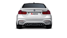 Load image into Gallery viewer, Akrapovic Slip On Line For BMW M3 F80