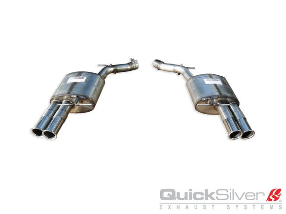 Quicksilver BMW 650i V8 (E63 E64) Sport Exhaust (2006-10)