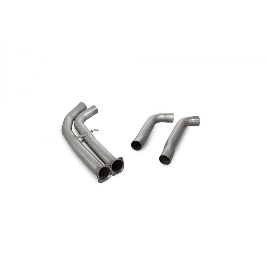 Scorpion Exhausts Decat Downpipe BMW M2 Competition F87