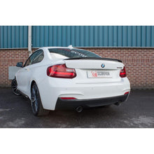 Load image into Gallery viewer, Scorpion Exhausts Cat-back system with electronic valve BMW M235i F22/3