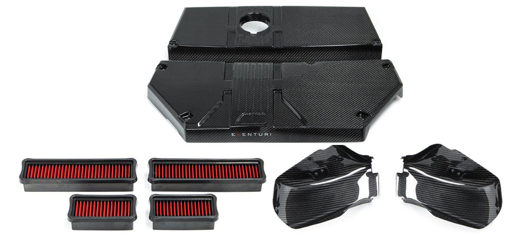 Eventuri Intake For BMW X3M F97