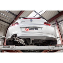 Load image into Gallery viewer, Scorpion Exhausts Resonated Cat-back system BMW Z4 E85/6