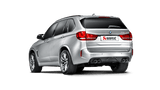 Akrapovic Evolution Line For BMW X5M F85