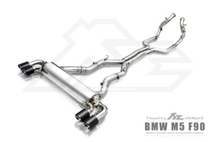 Frequency Intelligence Exhaust For BMW M5 F90
