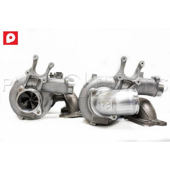 Pure Turbos S55 PURE Stage 2+ For BMW M3