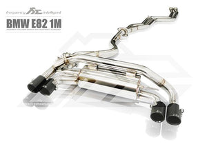 Frequency Intelligence Exhaust For BMW 1M