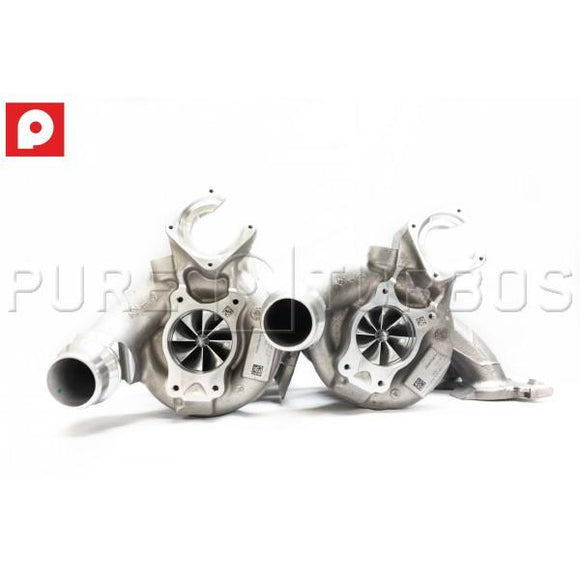 Pure Turbos S58 Stage 2+ For BMW X3M F97