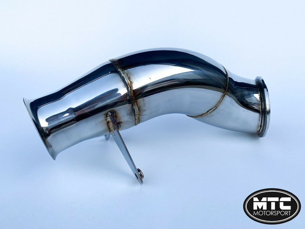 MTC Motorsport Stainless Steel Decat Downpipe Exhaust Pipe For BMW M2