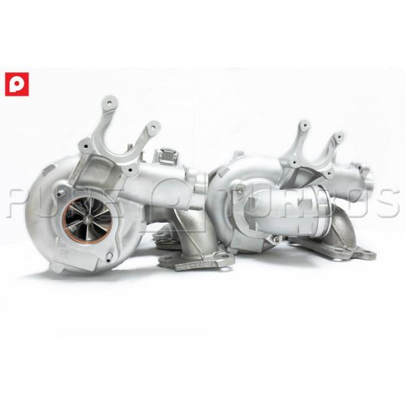Pure Turbos S55 Stage 2 For BMW M4 F82