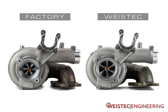 Weistec Engineering BMW S55 W.3 Turbo Upgrade