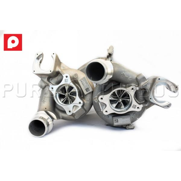 Pure Turbos S58 Stage 2 High Flow For BMW X4M F98