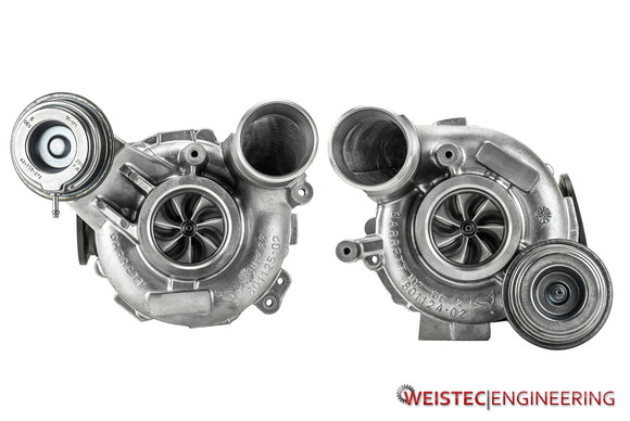 Weistec Engineering BMW S63TU W.3 Turbo Upgrade
