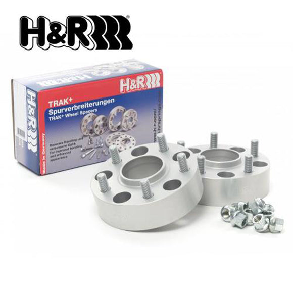 H&R TRAK+ 10MM Wheel Spacers For BMW M3 E46