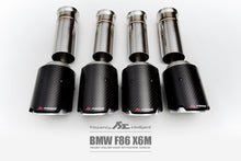 Load image into Gallery viewer, Frequency Intelligence Exhaust For BMW X6M F86