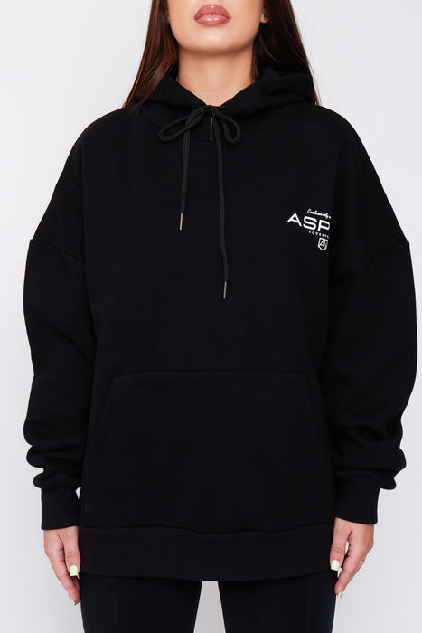 Oversized Hoody Black