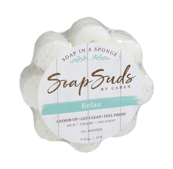 Caren Original Shower Sponge - Relax