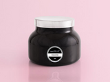 Volcano Signature Jar Candle - Black
