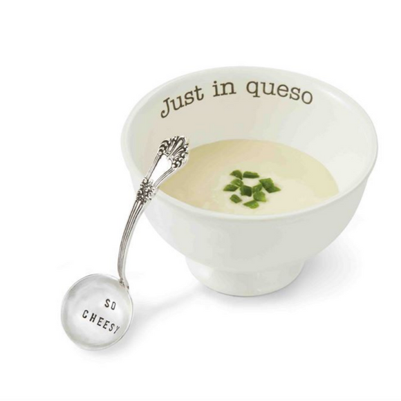 Just in Queso Bowl