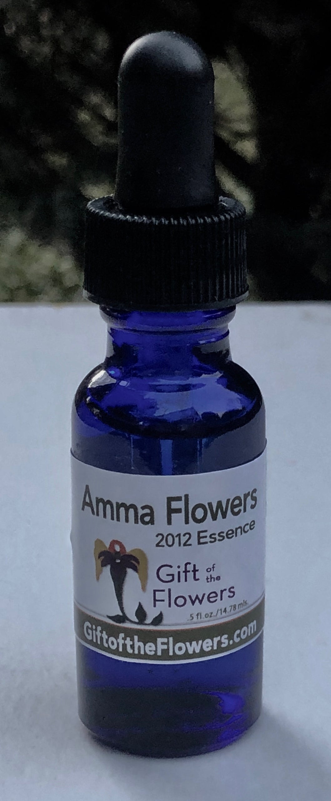 Amma Flowers Essence-2012 .5 oz.