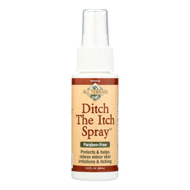 All Terrain - Ditch The Itch Spray - 2 Fl Oz - BeeGreen
