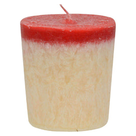 Aloha Bay - Votive Candle - Love - Case Of 12 - 2 Oz - BeeGreen
