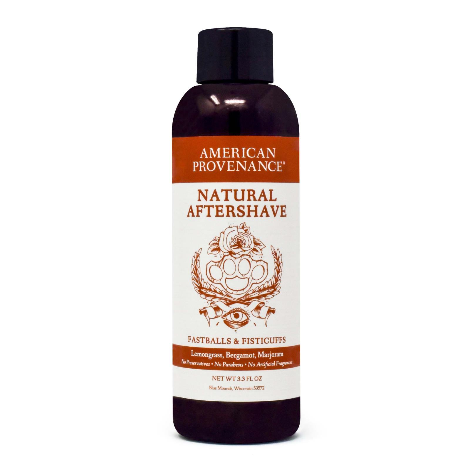 American Provenance - Aftershave - Fastballs And Fistcuffs - 3.3 Fl Oz. - BeeGreen