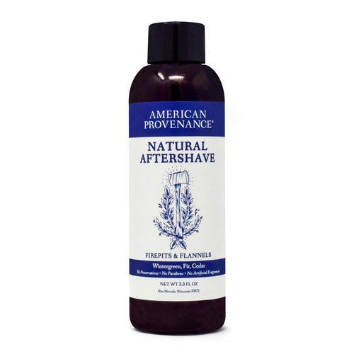 American Provenance - Aftershave - Firepits And Flannels - 3.3 Fl Oz. - BeeGreen