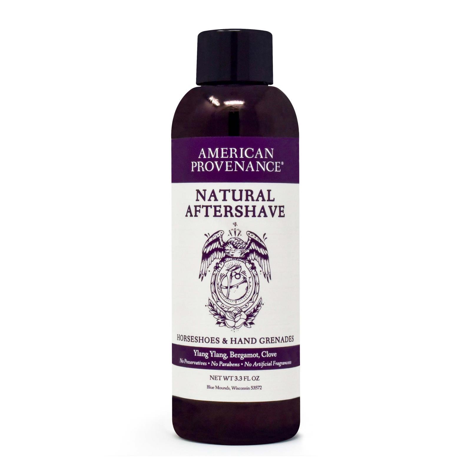 American Provenance - Aftershave - Horseshoes And Hand Grenades - 3.3 Fl Oz. - BeeGreen