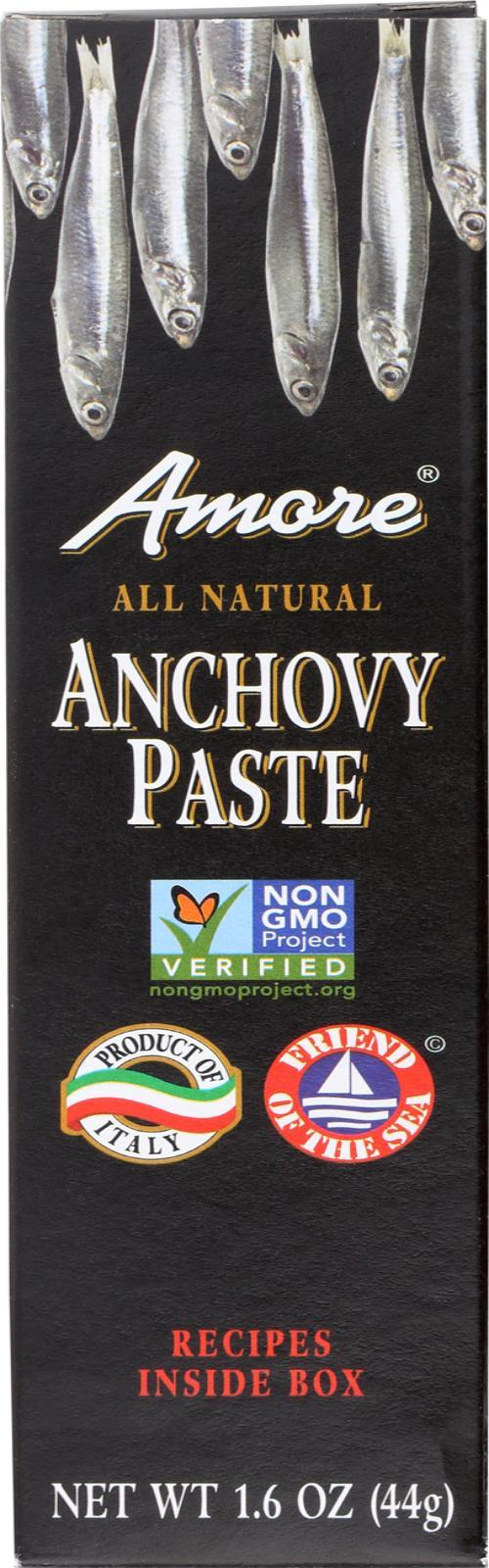 Amore - Italian Anchovy Paste - Case Of 12 - 1.6 Oz. - BeeGreen
