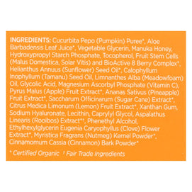 Andalou Naturals Glycolic Brightening Mask Pumpkin Honey - 1.7 Fl Oz - BeeGreen
