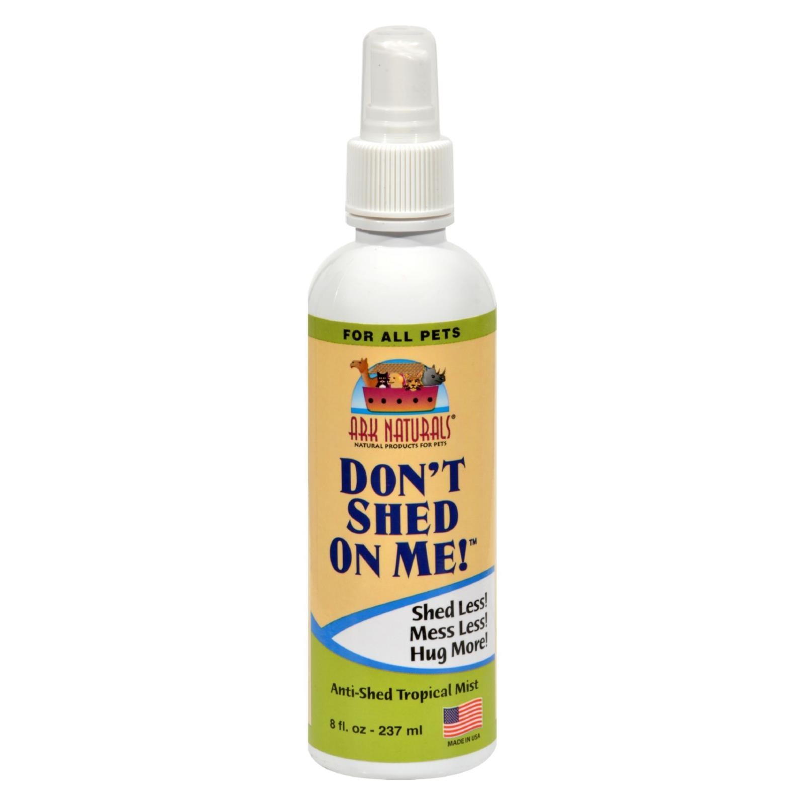 Ark Naturals Don't Shed On Me - 8 Fl Oz - BeeGreen
