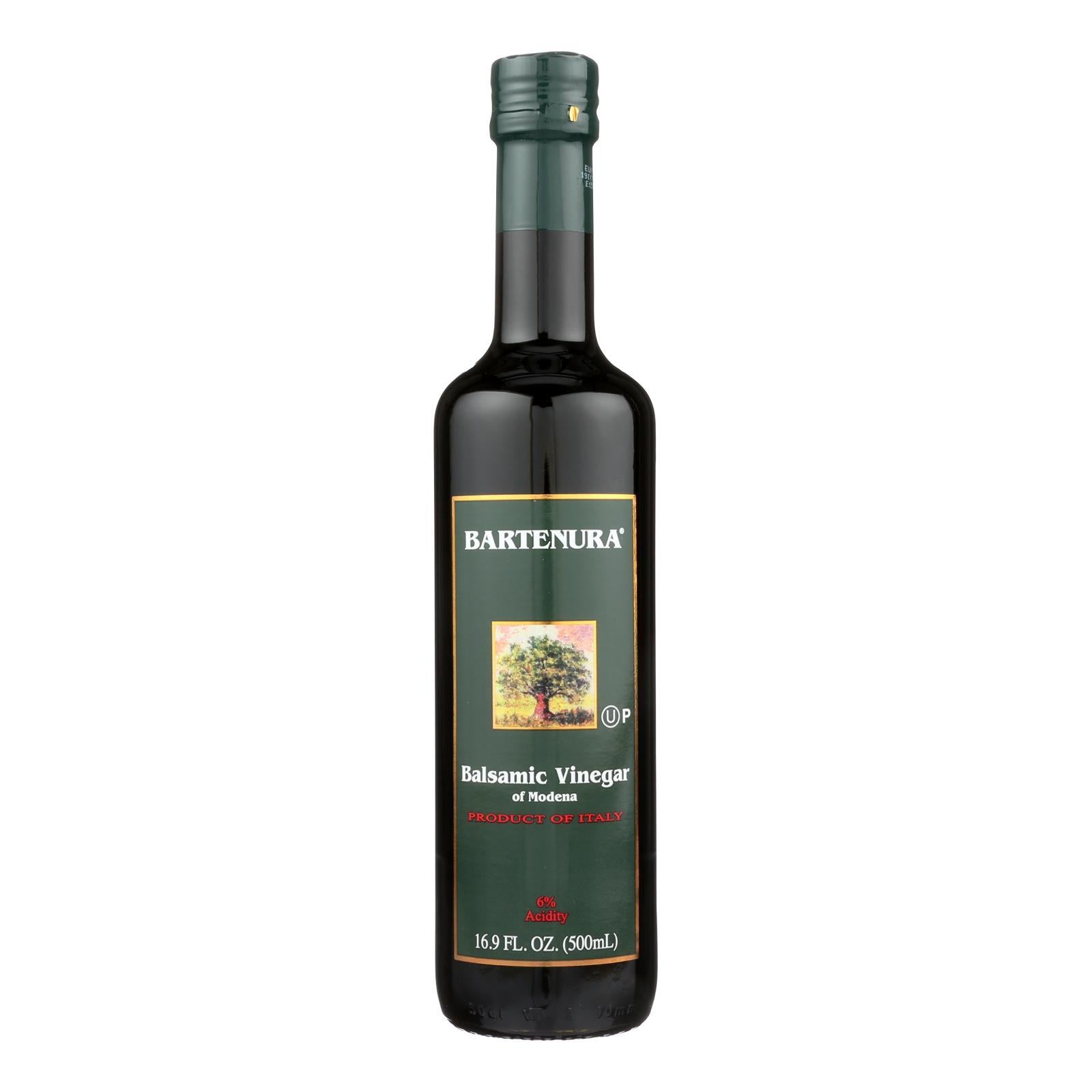 Bartenura Vinegar - Balsamic - Case Of 12 - 17 Fl Oz - BeeGreen