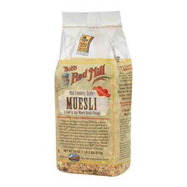 Bob's Red Mill Cereal Muesli (1x25LB ) - BeeGreen