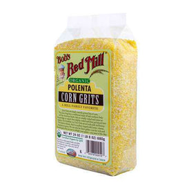 Bob's Red Mill Corn Grits Polenta (1x25LB ) - BeeGreen