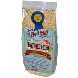 Bob's Red Mill Steel Cut Oats (1x25LB ) - BeeGreen