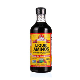 Bragg - Liquid Aminos - Case Of 3 - 16 Fl Oz - BeeGreen