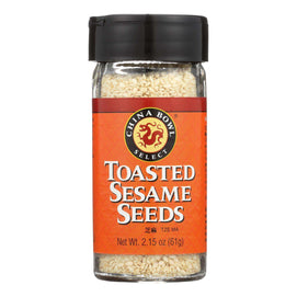 China Bowl - Toasted Sesame Seeds - 2.25 Oz. - BeeGreen
