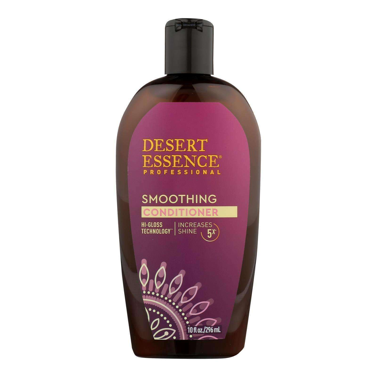 Desert Essence - Conditioner - Smoothing - 10 Fl Oz - BeeGreen
