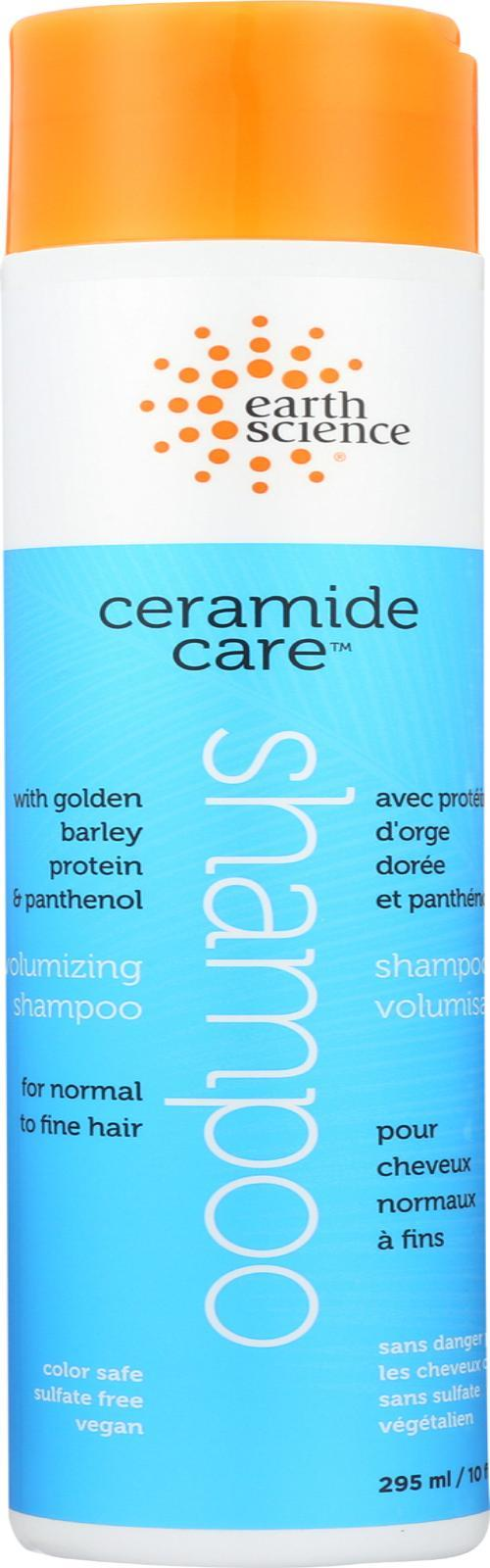 Earth Science Ceramide Care Volumizing Shampoo - 10 Fl Oz. - BeeGreen