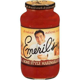 Emeril's Home Style Marinara Pasta Sauce (6x25 Oz) - BeeGreen