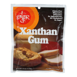 Ener-g Foods - Xanthan Gum - Case Of 12 - 6 Oz - BeeGreen
