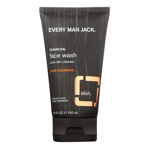 Every Man Jack Face Wash - Skin Clearing - 5 Oz - BeeGreen