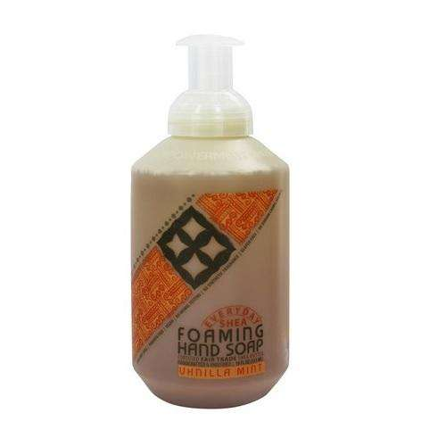EveryDay Shea Foaming Shea Butter Hand Soap Vanilla Mint (1x18 OZ) - BeeGreen