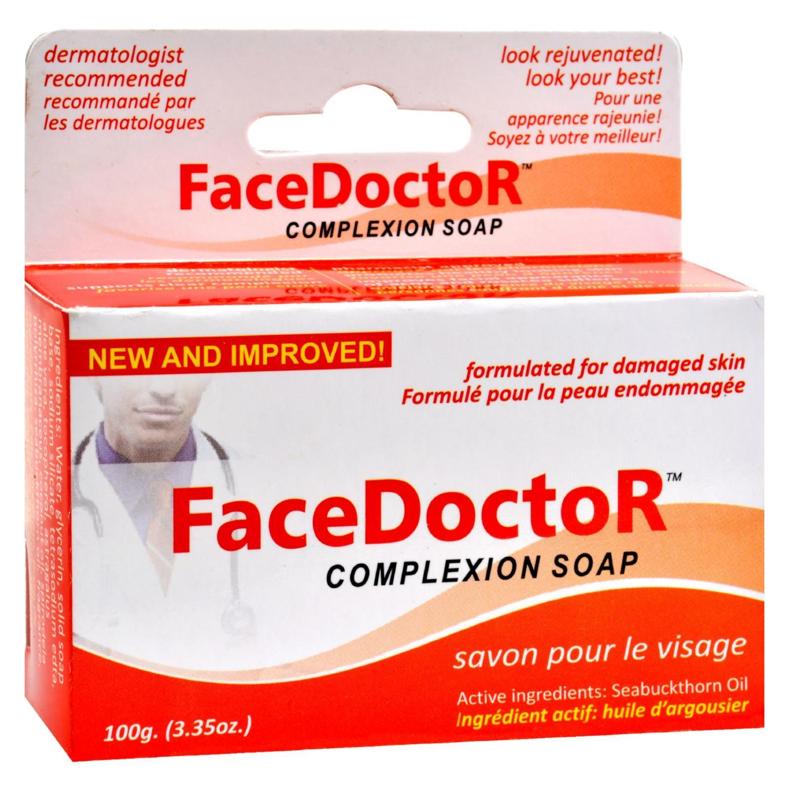 Face Doctor Complexion Soap - 3.35 Oz - BeeGreen