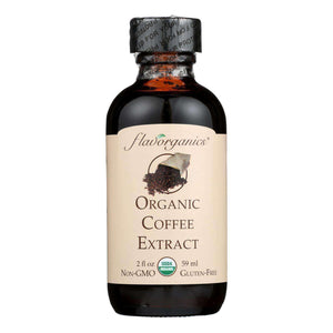 Flavorganics Organic Coffee Extract - 2 Oz - BeeGreen
