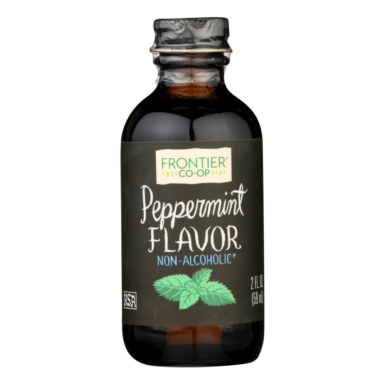 Frontier Herb Peppermint - 2 Oz - BeeGreen