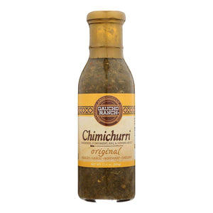 Gaucho Ranch Dressing - Chimichurri - Original - Case Of 6 - 12.5 Fl Oz - BeeGreen