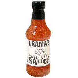 Grama's Sweet Chili Sauce (6x13Oz) - BeeGreen