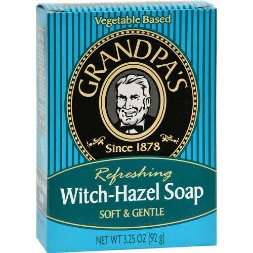 Grandpa's Witch Hazel Bar Soap (1x4.25 OZ) - BeeGreen