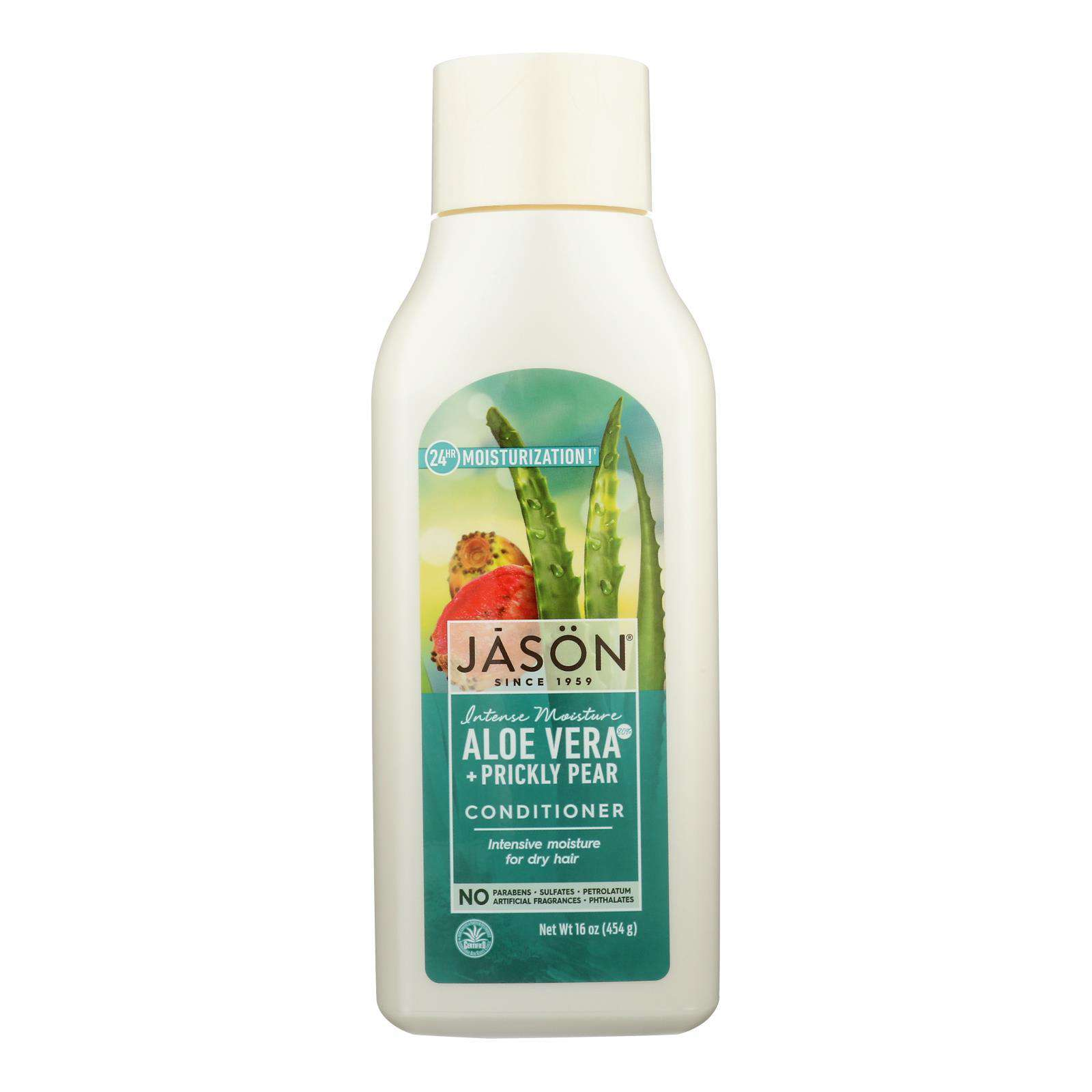 Jason Conditioner Aloe Vera - 16 Fl Oz - BeeGreen